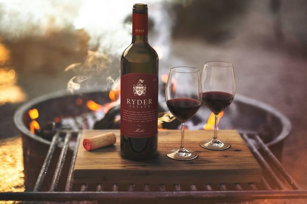 Merlot Central Coast by Ryder Estate 2015