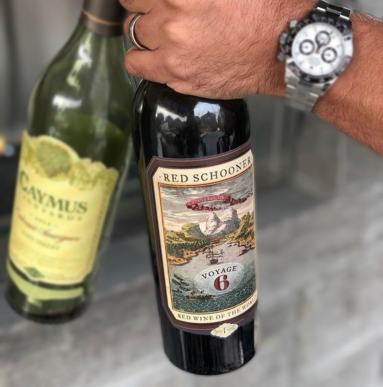 Red Schooner Voyage 6 by Caymus Vineyards