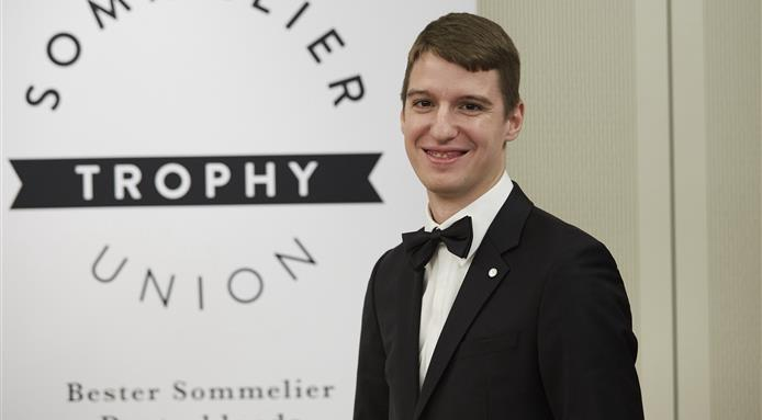 Marc Almert is the Best Sommelier of the World 2019