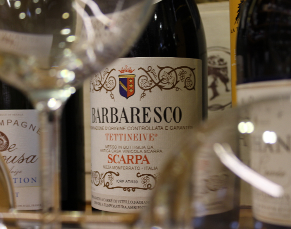 Barbaresco Tettineive DOCG by Scarpa 2006