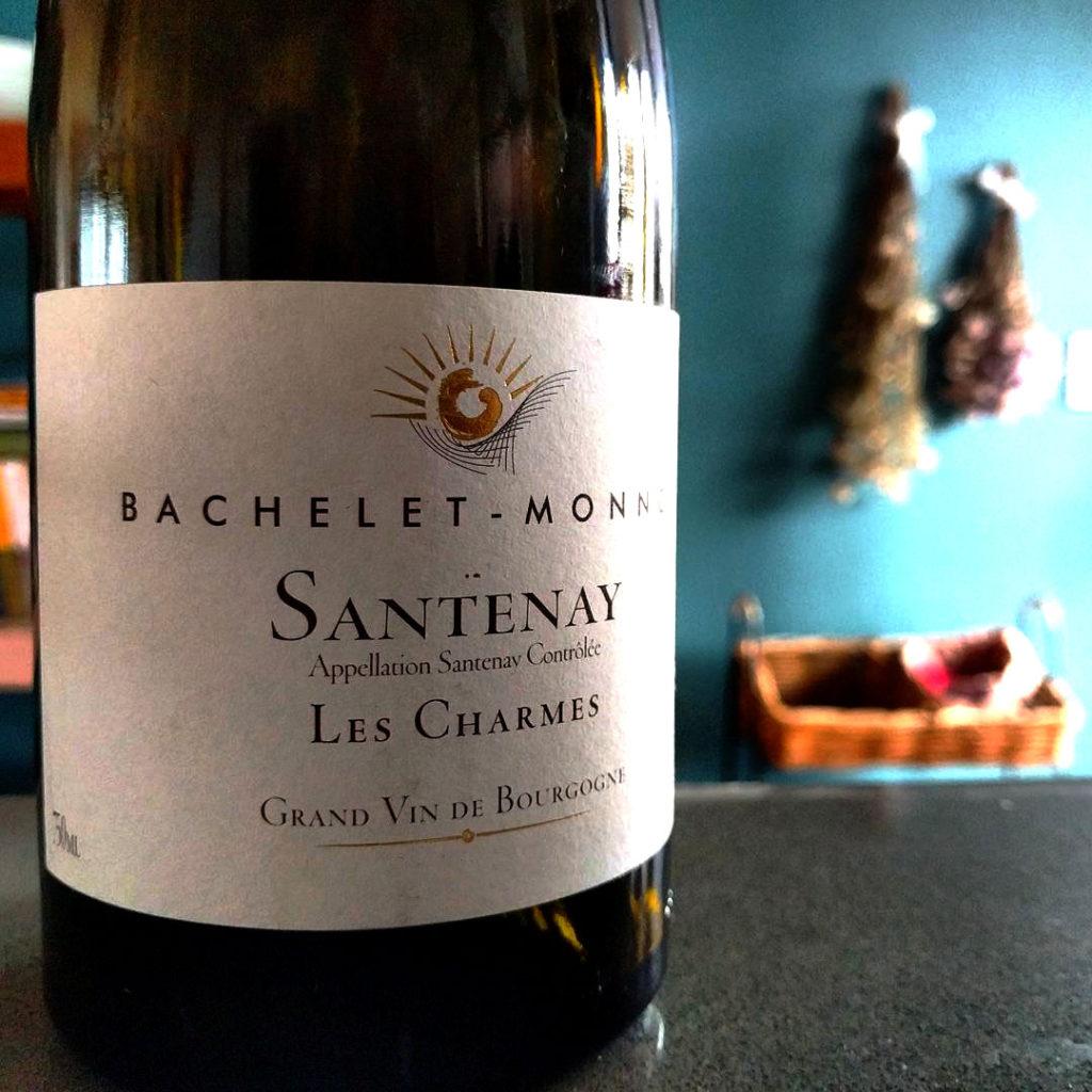Santenay Les Charmes by Bachelet-Monnot 2016
