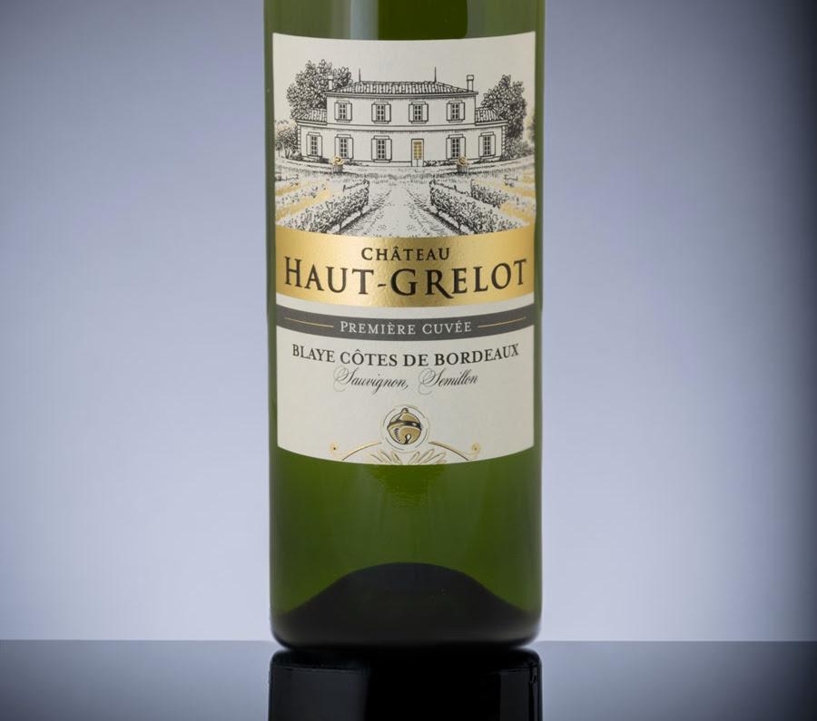 Premier Cuvee Blaye Cotes de Bordeaux Blanc by Chateau Haut Grelot 2017
