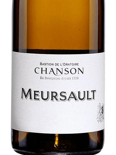 Meursault by Domaine Chanson 2014
