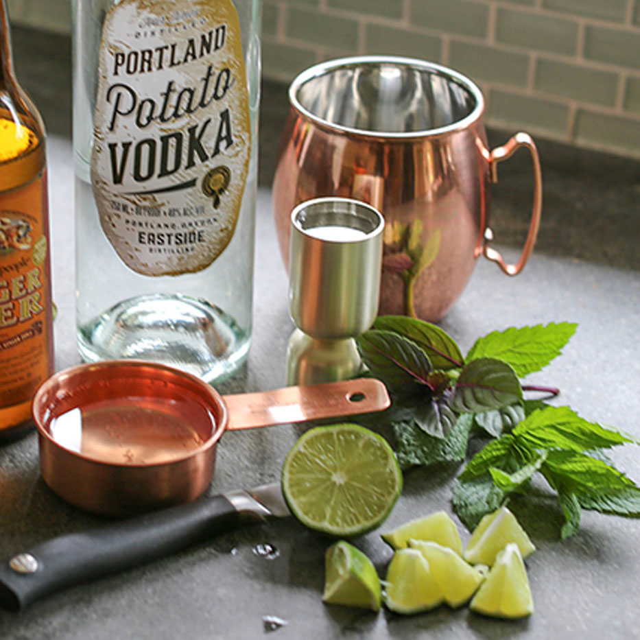 Portland Potato Vodka by Eastside Distilling NV
