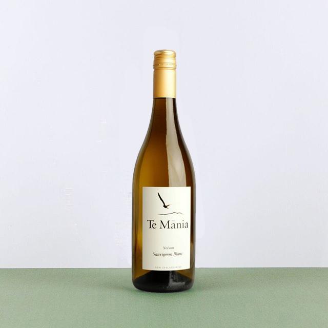 Sauvignon Blanc by Te Mania 2018