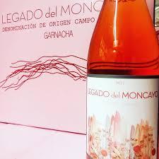 Legado del Moncayo Rosado by Isaac Fernandez Seleccion 2018