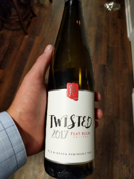 The Twisted VQA by Flat Rock Cellars 201