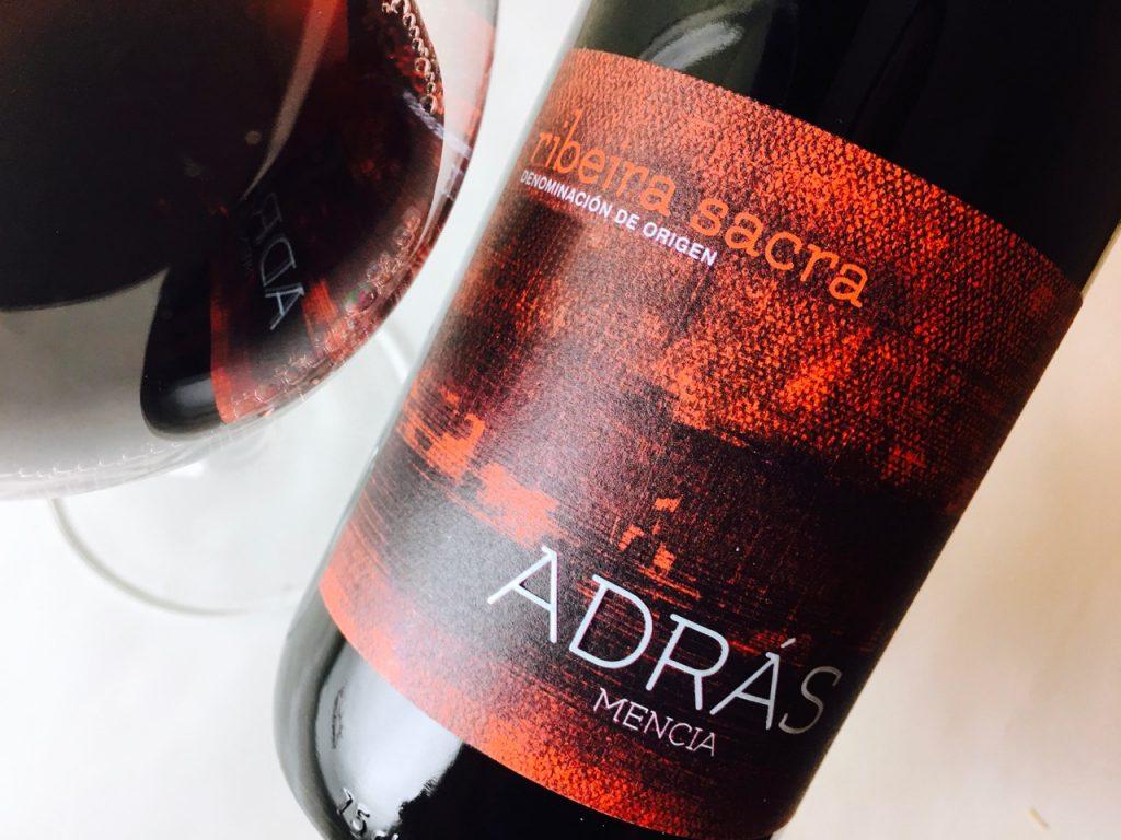 Adras Mencia Ribeira Sacra by Isaac Fernandez Seleccion 2016