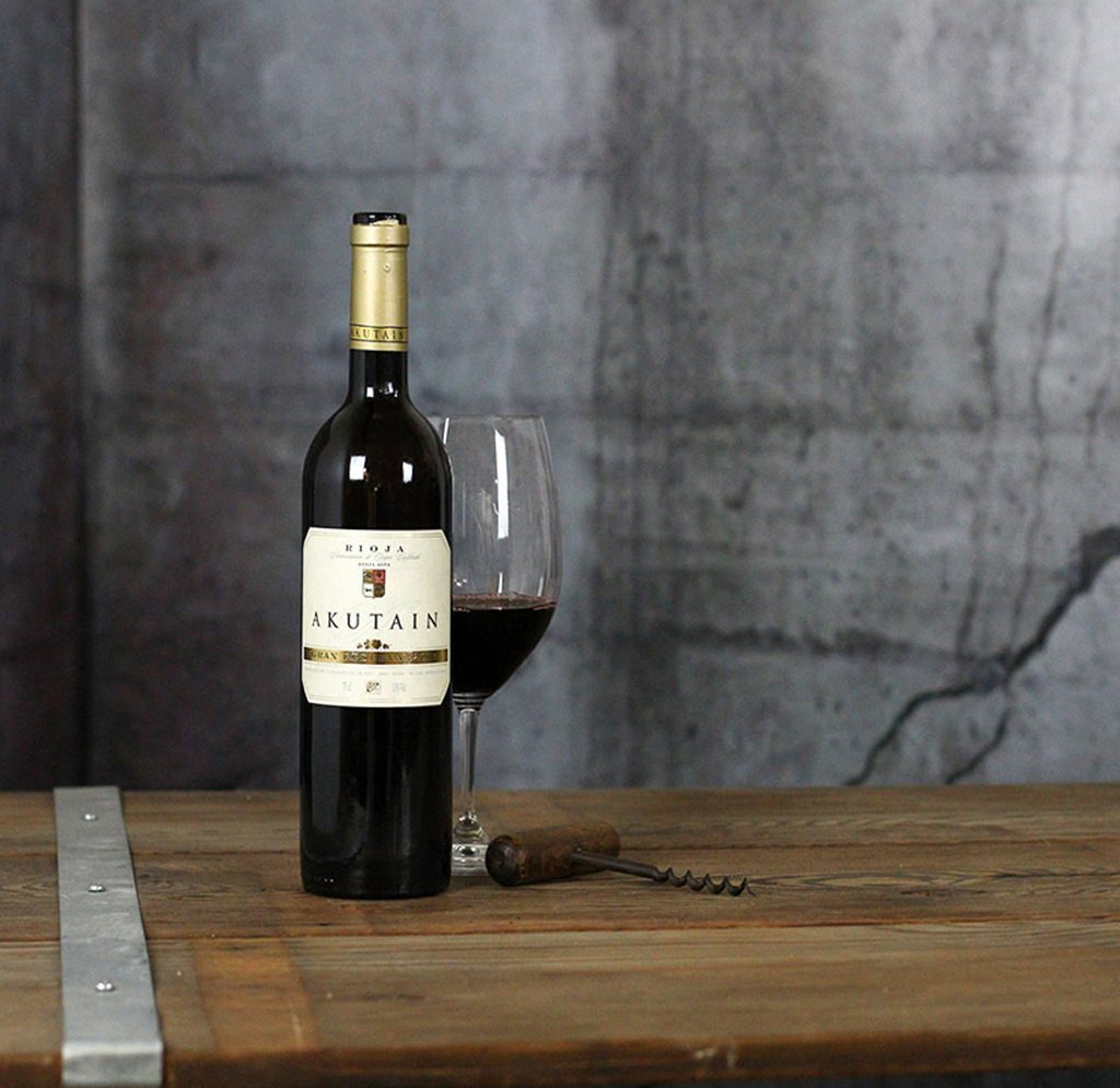 Rioja Gran Reserva by Bodega Akutain 2004