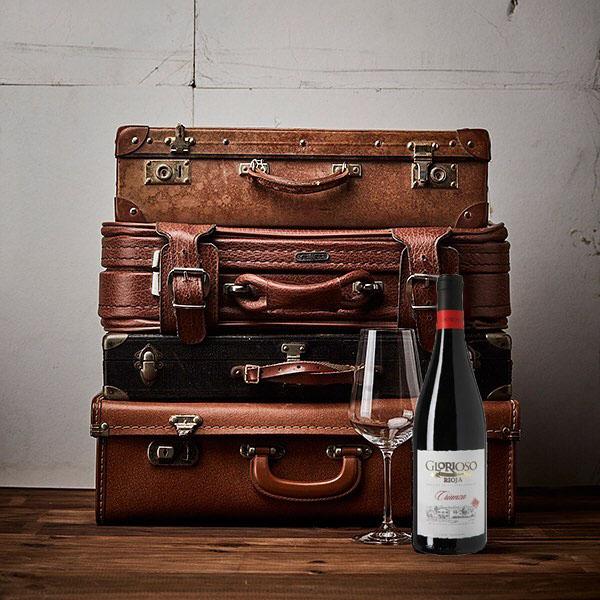 Glorioso Rioja Crianza by Bodegas Palacio 2016