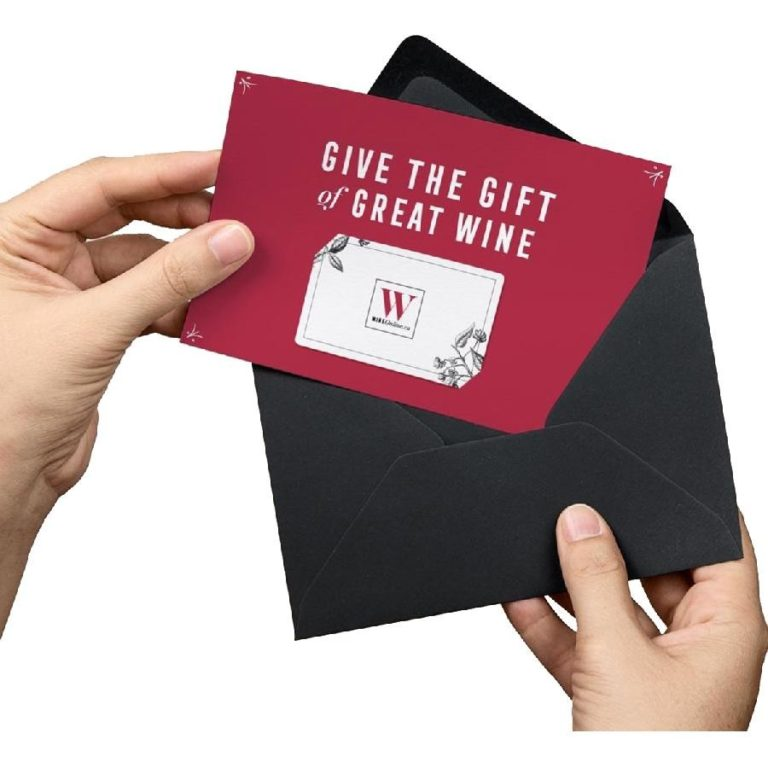 WineOnline.ca Gift Card