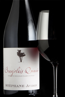 Beaujolais Villages Burgundy by Stéphane Aviron 2016