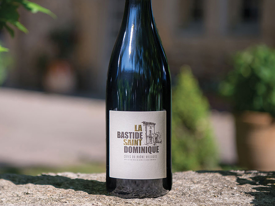 Côtes-du-Rhône Villages by La Bastide Saint Dominique 2017