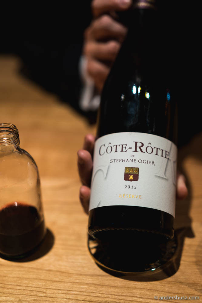 Côte-Rôtie Réserve by Stéphane Ogier 2015