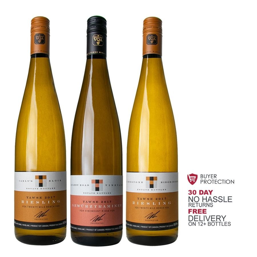 Riesling Terroir Discovery Pack by Tawse Winery 2017